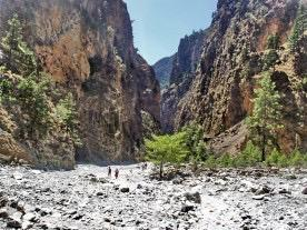 Tour in Samaria Gorge, Kissamos, Chania Crete